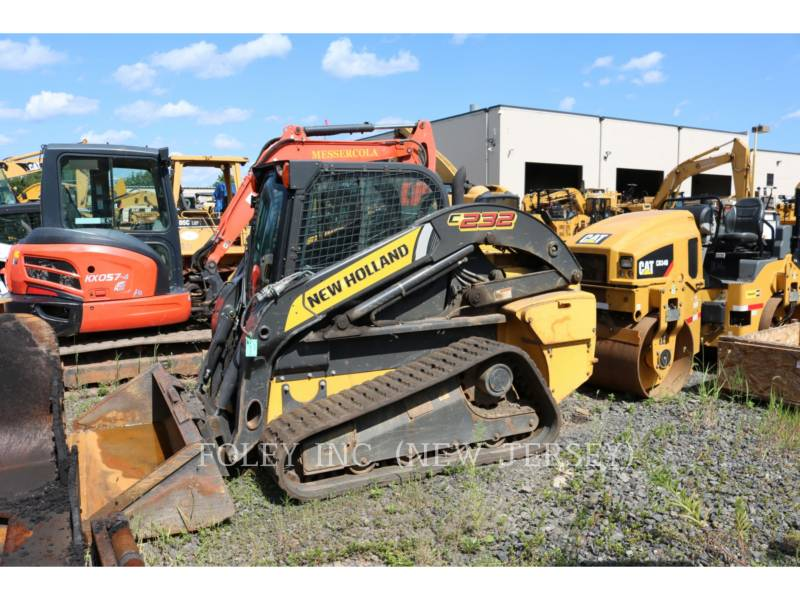 NEW HOLLAND LTD. PALE CINGOLATE MULTI TERRAIN C232 equipment  photo 4
