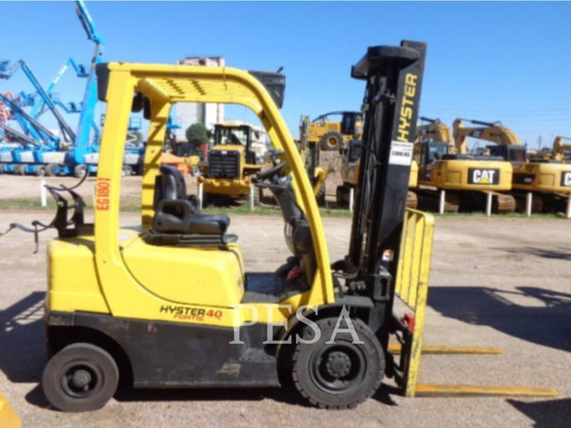HYSTER FORKLIFTS H40FT equipment  photo 1