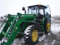 Equipment photo JOHN DEERE 6140D AG TRACTORS 1