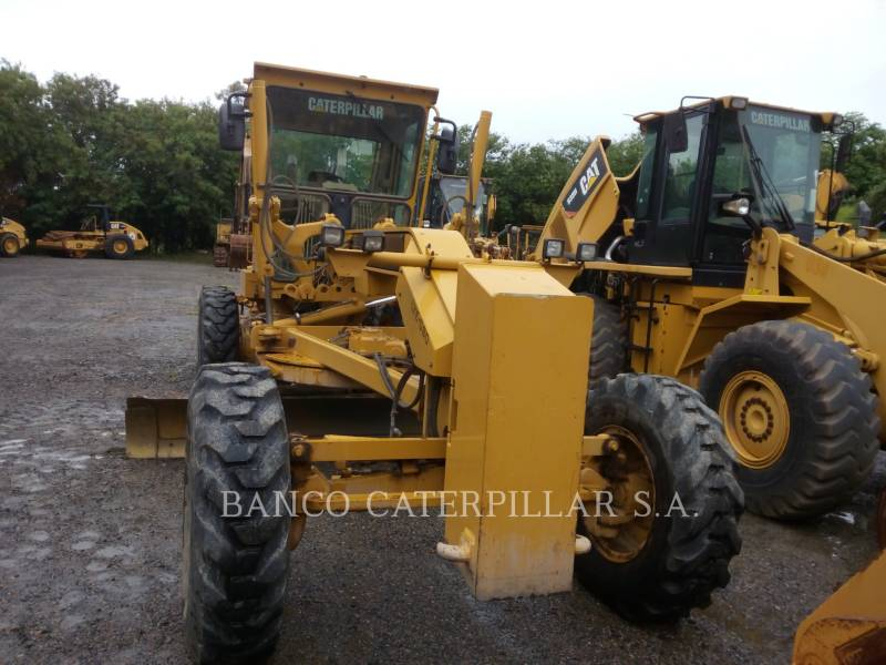 CATERPILLAR MOTORGRADER 120K equipment  photo 1