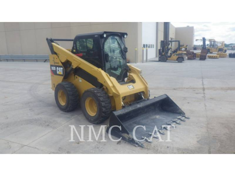 CATERPILLAR MINICARGADORAS 262D equipment  photo 3