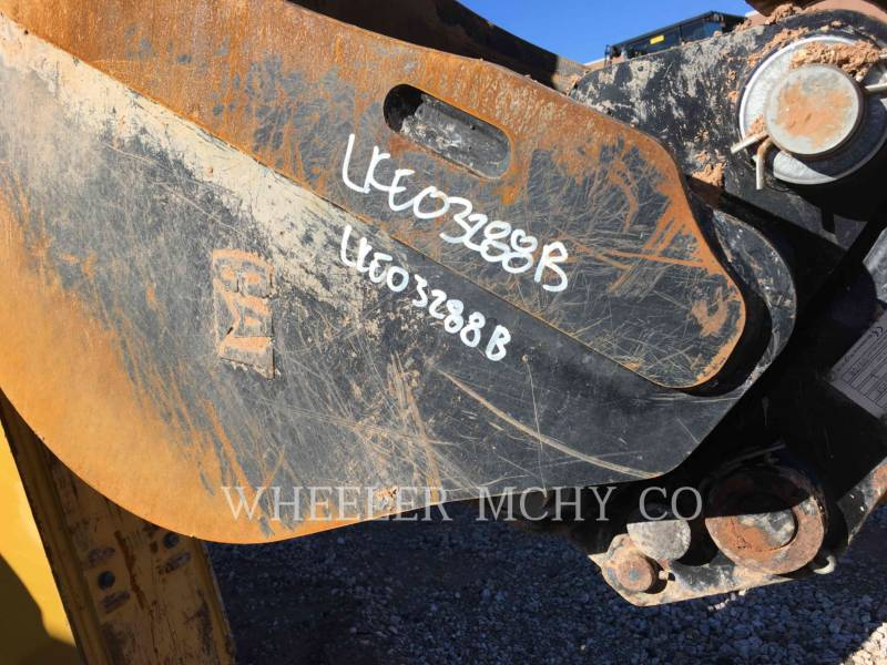 CATERPILLAR BAGGERLADER 420E IT E equipment  photo 2