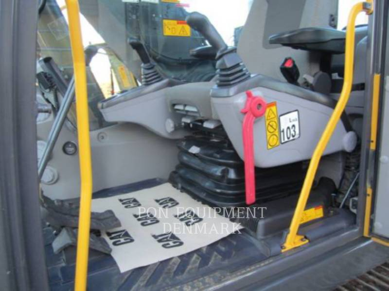 VOLVO CONSTRUCTION EQUIPMENT TRACK EXCAVATORS EC210CL equipment  photo 12