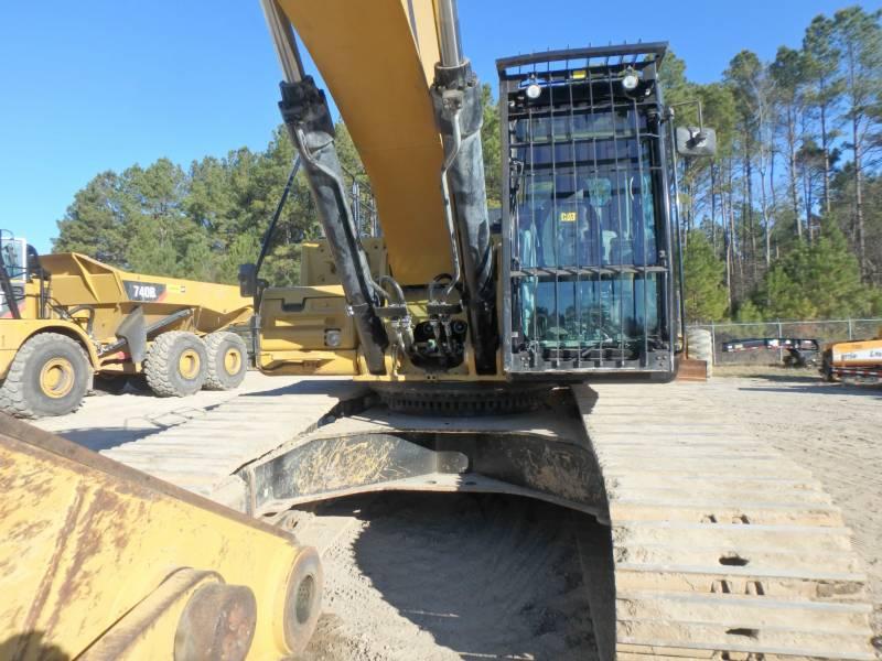 CATERPILLAR トラック油圧ショベル 349FL equipment  photo 4