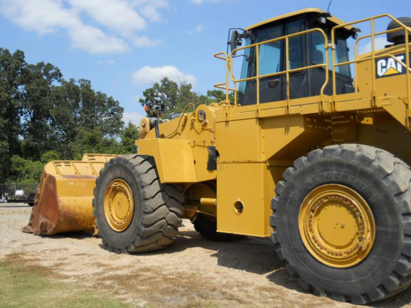 CATERPILLAR WHEEL LOADERS/INTEGRATED TOOLCARRIERS 988K equipment  photo 24