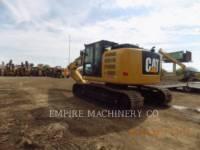 CATERPILLAR KOPARKI GĄSIENICOWE 320E LRR P equipment  photo 3