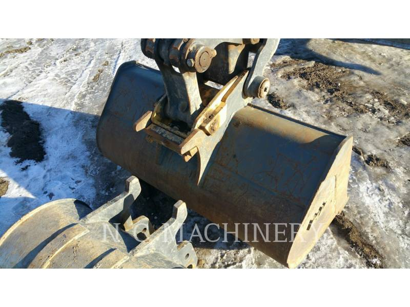 JOHN DEERE TRACK EXCAVATORS 60G equipment  photo 5