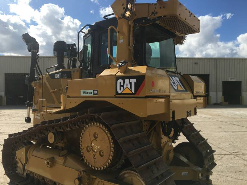 Caterpillar TRACTOARE CU ŞENILE D6TXL equipment  photo 4