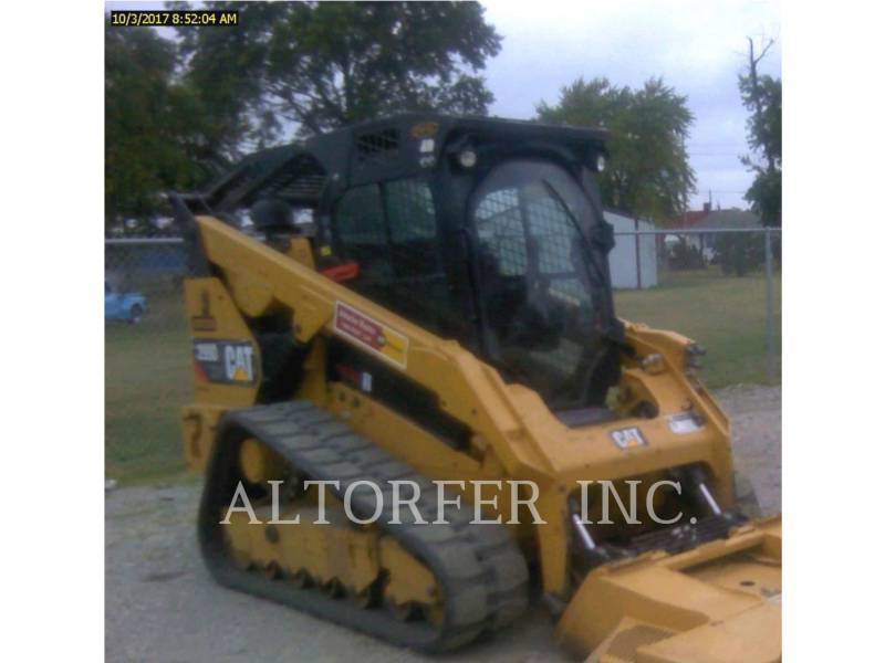 CATERPILLAR PALE CINGOLATE MULTI TERRAIN 299D2XHP equipment  photo 2