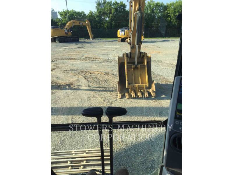 CATERPILLAR TRACK EXCAVATORS 336E THUMB equipment  photo 17