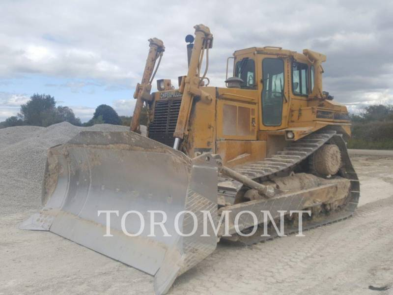 CATERPILLAR TRACK TYPE TRACTORS D8 equipment  photo 2