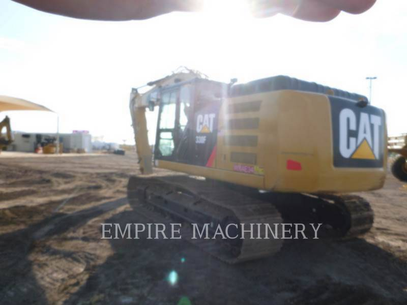 CATERPILLAR EXCAVADORAS DE CADENAS 330FL equipment  photo 3