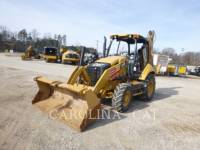 CATERPILLAR CHARGEUSES-PELLETEUSES 416F ST equipment  photo 1