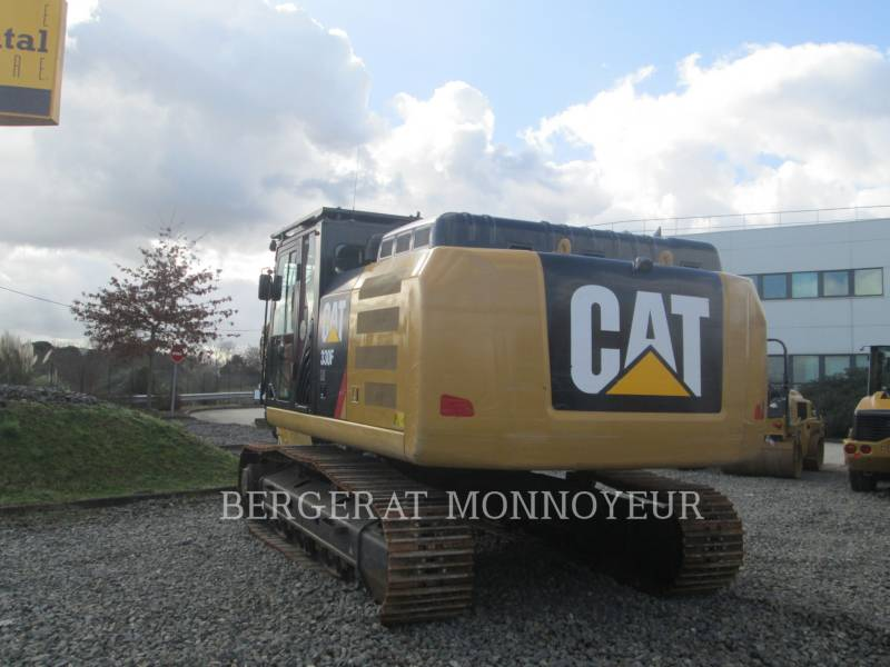 CATERPILLAR EXCAVADORAS DE CADENAS 330F equipment  photo 4