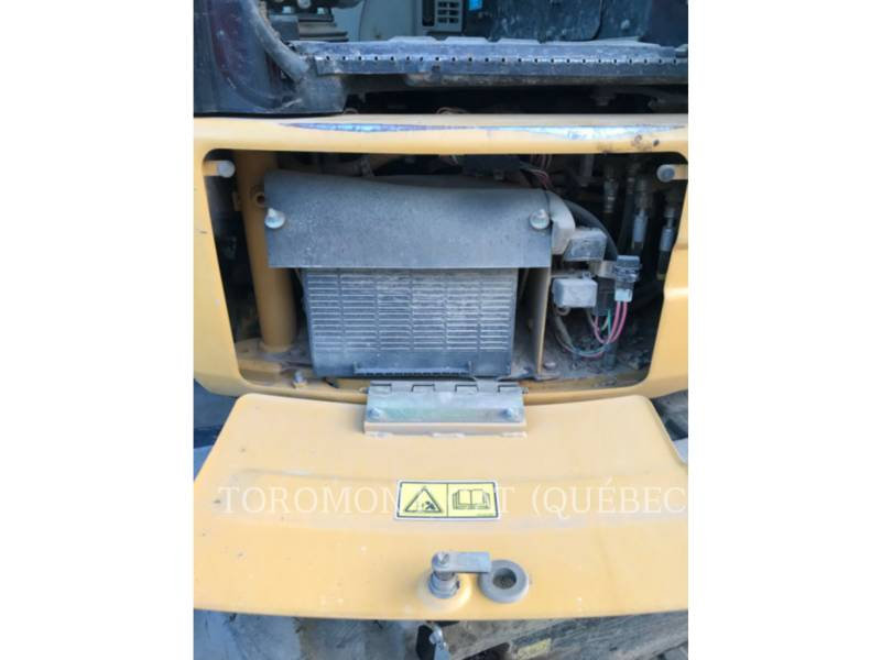 CATERPILLAR KETTEN-HYDRAULIKBAGGER 305.5DCR equipment  photo 15