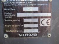 VOLVO CONSTRUCTION EQUIPMENT EXCAVADORAS DE CADENAS EC240CLR equipment  photo 11