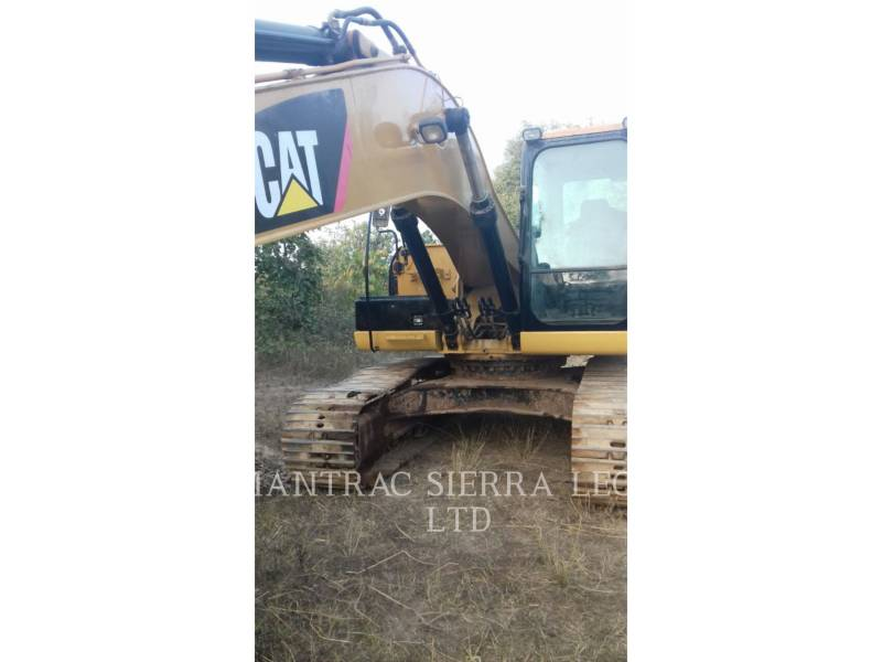CATERPILLAR KETTEN-HYDRAULIKBAGGER 320 D equipment  photo 11