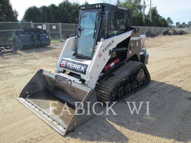 TEREX CORPORATION MINICARGADORAS R190T equipment  photo 2