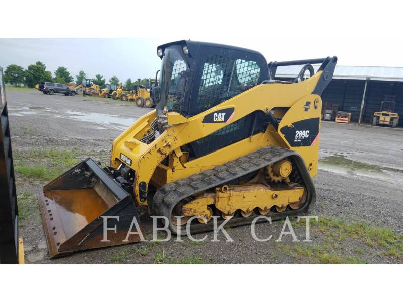 CATERPILLAR MULTI TERRAIN LOADERS 289C C3TL3 equipment  photo 2