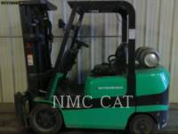 MITSUBISHI FORKLIFTS MONTACARGAS FGC30K equipment  photo 2