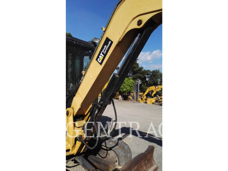 CATERPILLAR KETTEN-HYDRAULIKBAGGER 304CCR equipment  photo 14