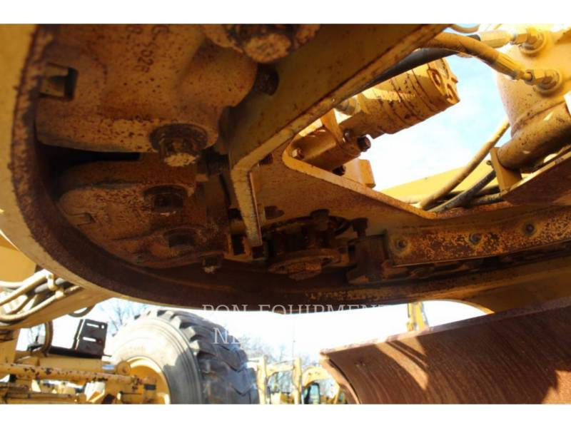 CATERPILLAR MOTOR GRADERS 140H equipment  photo 22
