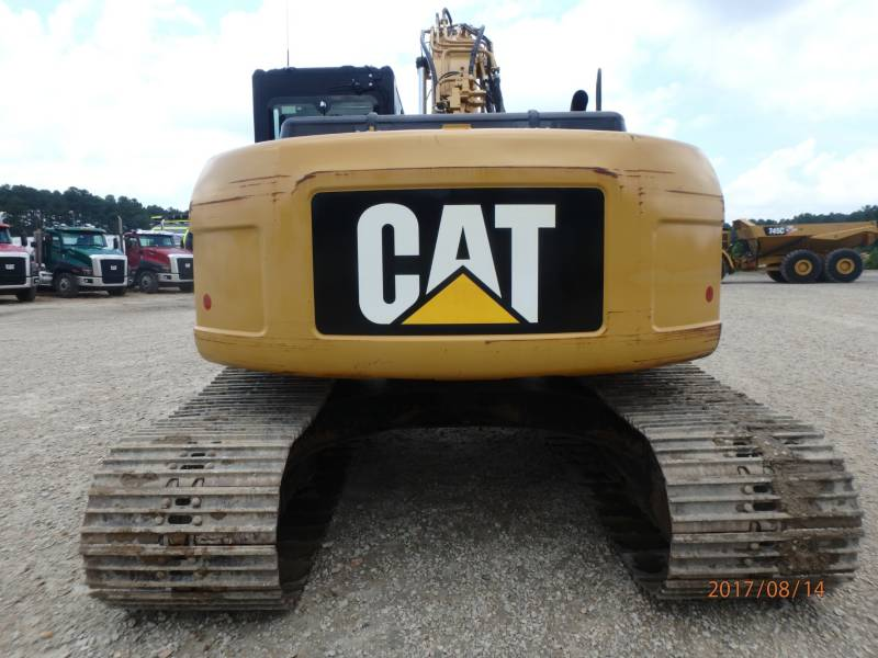 CATERPILLAR EXCAVADORAS DE CADENAS 320DLRR equipment  photo 3