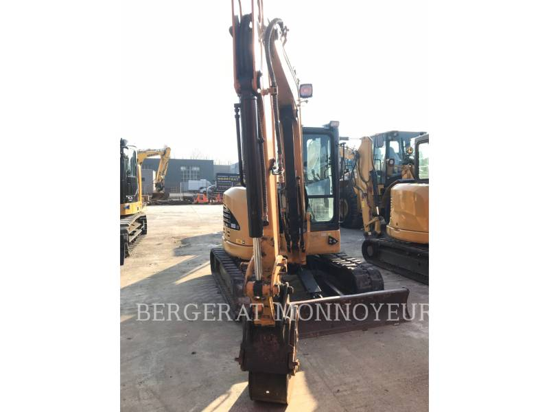 CATERPILLAR TRACK EXCAVATORS 305 D CR equipment  photo 2