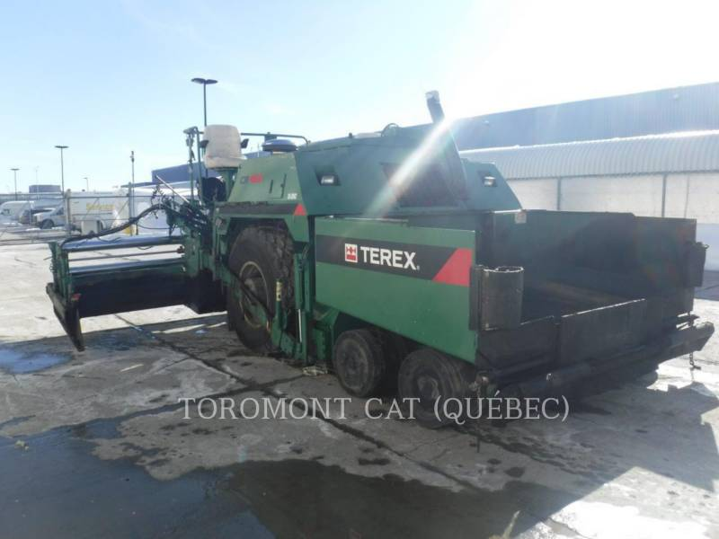 TEREX EQUIP. LTD. PAVIMENTADORA DE ASFALTO CR452 equipment  photo 4