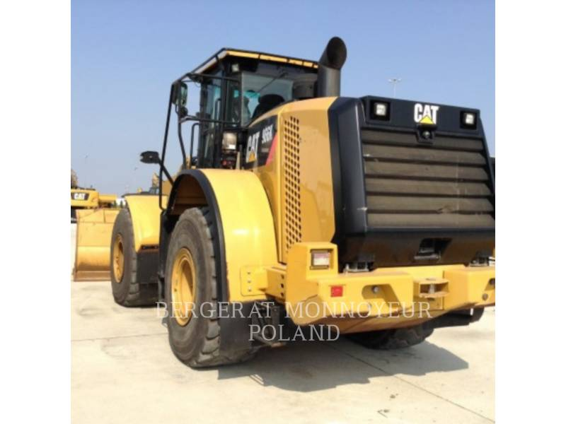 Caterpillar ÎNCĂRCĂTOARE PE ROŢI/PORTSCULE INTEGRATE 966K equipment  photo 2