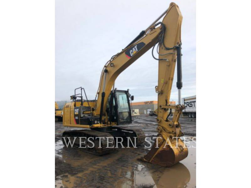 CATERPILLAR TRACK EXCAVATORS 316E equipment  photo 2