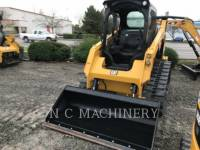 CATERPILLAR SKID STEER LOADERS 259D H2CN equipment  photo 8