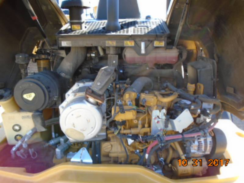 CATERPILLAR WHEEL LOADERS/INTEGRATED TOOLCARRIERS 908M equipment  photo 5