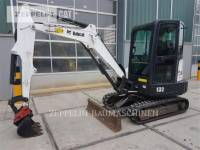 Equipment photo BOBCAT E32 KETTEN-HYDRAULIKBAGGER 1
