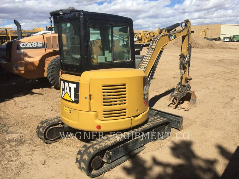 CATERPILLAR PELLES SUR CHAINES 303.5E2CR equipment  photo 2