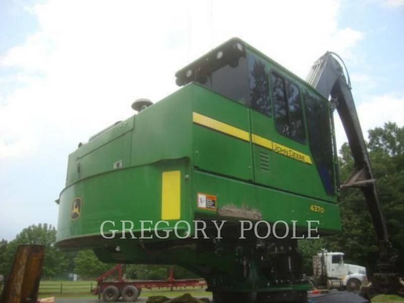JOHN DEERE FORESTAL - CARGADORES DE TRONCOS 437D equipment  photo 4
