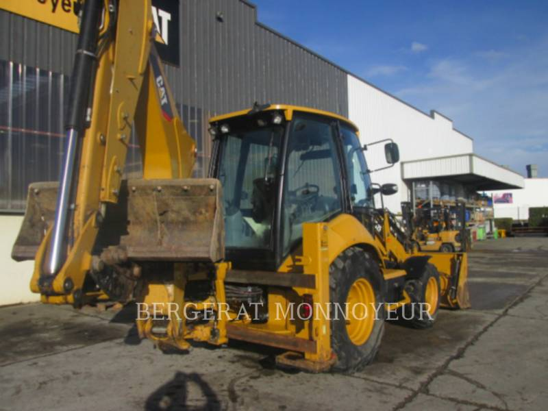CATERPILLAR バックホーローダ 432F equipment  photo 7