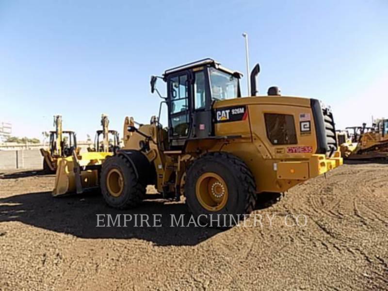 CATERPILLAR CARGADORES DE RUEDAS 926M FC equipment  photo 3