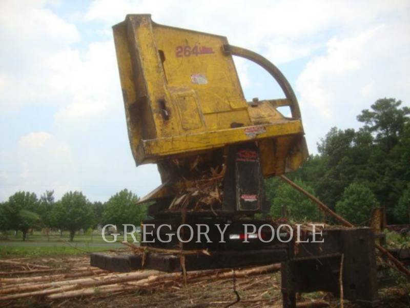 JOHN DEERE FORESTRY - LOG LOADERS 437D equipment  photo 15
