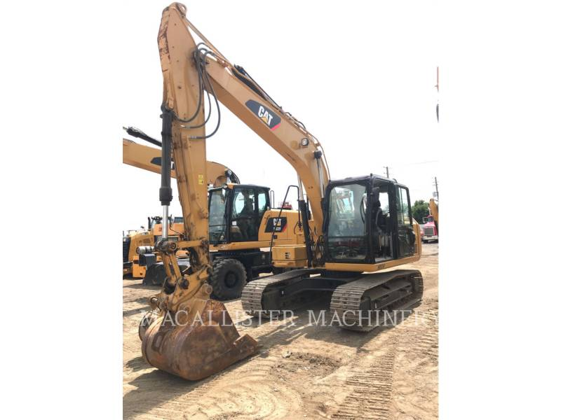 CATERPILLAR ESCAVATORI CINGOLATI 313 F L GC equipment  photo 1