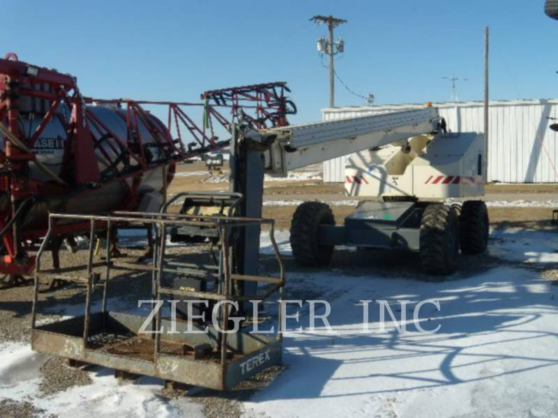 TEREX CORPORATION LIFT - BOOM TB66 equipment  photo 1
