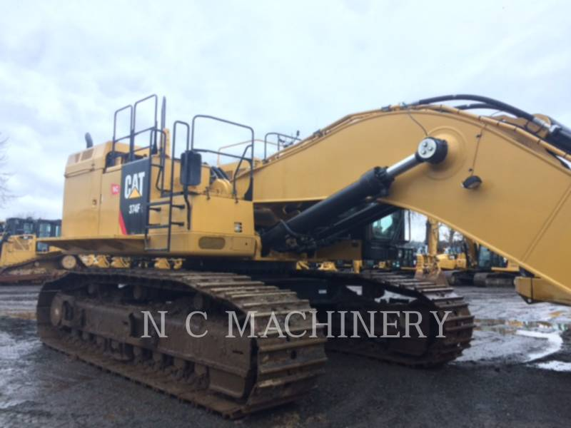 CATERPILLAR ESCAVATORI CINGOLATI 374FL equipment  photo 2