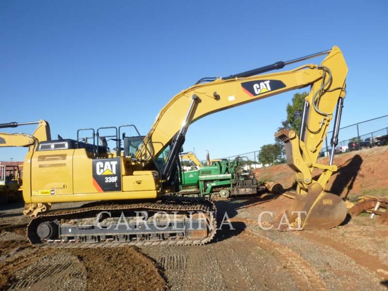 CATERPILLAR PELLES SUR CHAINES 330F equipment  photo 1