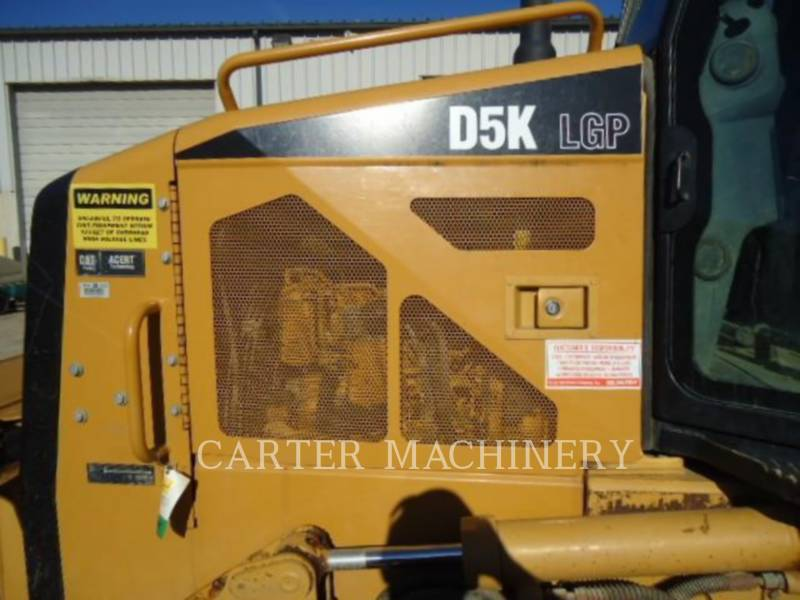 CATERPILLAR CIĄGNIKI GĄSIENICOWE D 5 K LGP equipment  photo 14