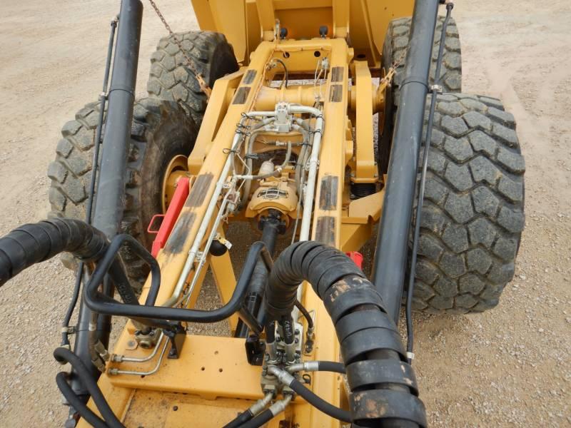 CATERPILLAR ARTICULATED TRUCKS 740B equipment  photo 9