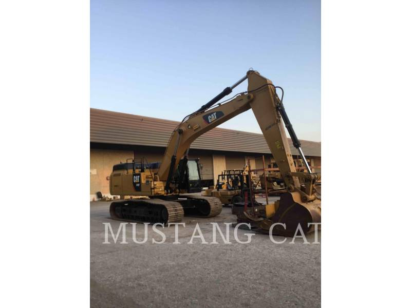 CATERPILLAR EXCAVADORAS DE CADENAS 349FL equipment  photo 3