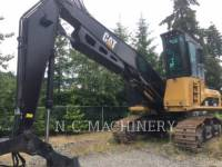 Equipment photo CATERPILLAR 325DFMLL LOG LOADERS 1