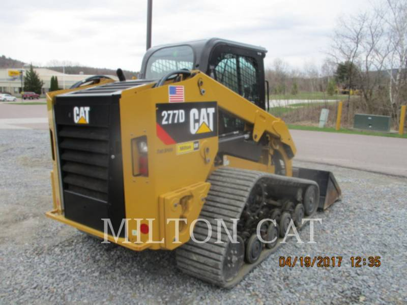 CATERPILLAR CARGADORES MULTITERRENO 277D equipment  photo 3