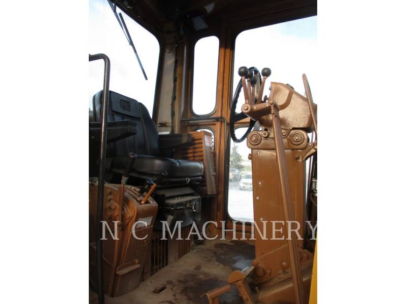 CATERPILLAR MOTORGRADER 14G equipment  photo 10