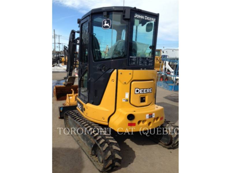 JOHN DEERE EXCAVADORAS DE CADENAS 35G equipment  photo 16